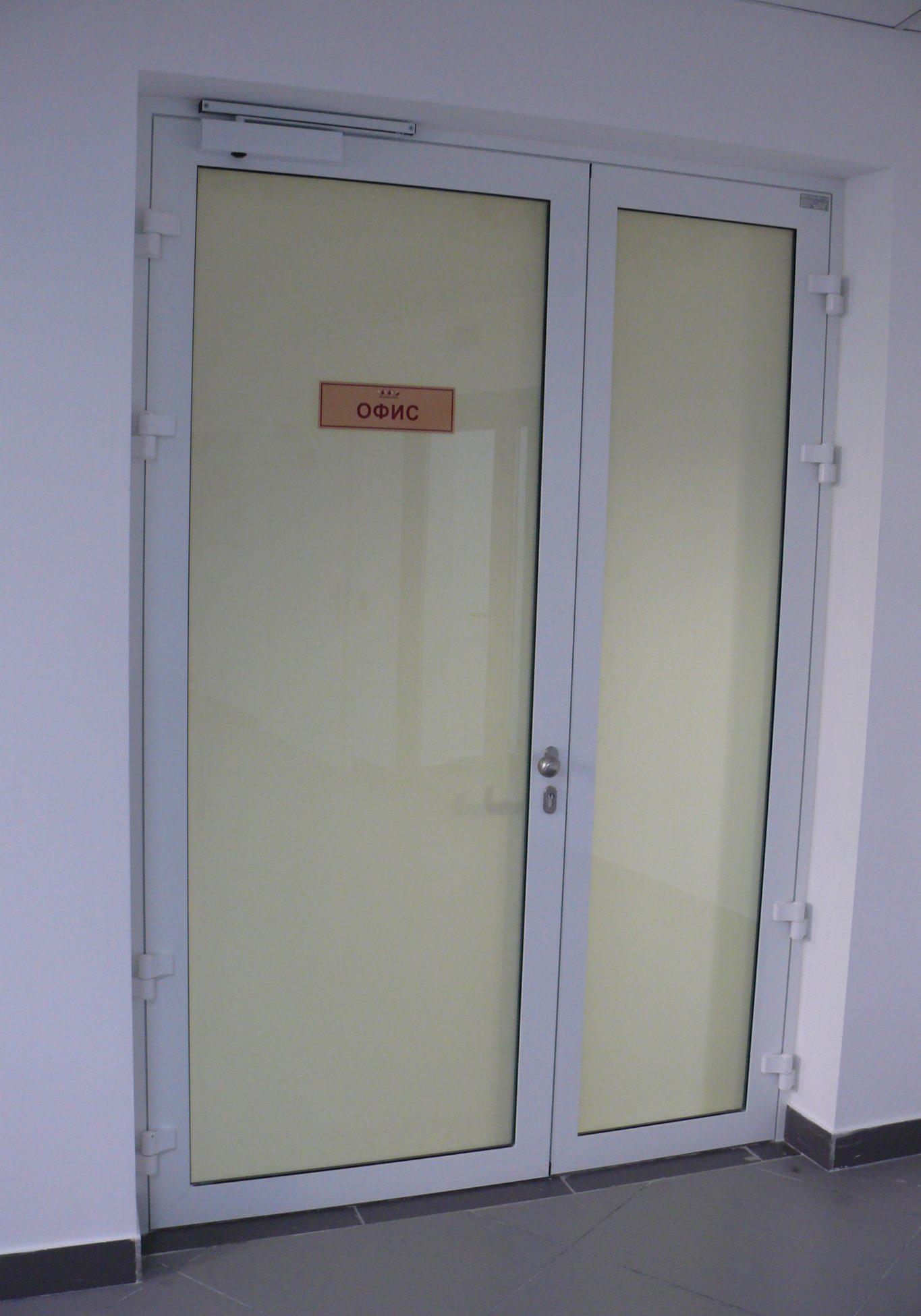 Пр.пожарная дверь 1